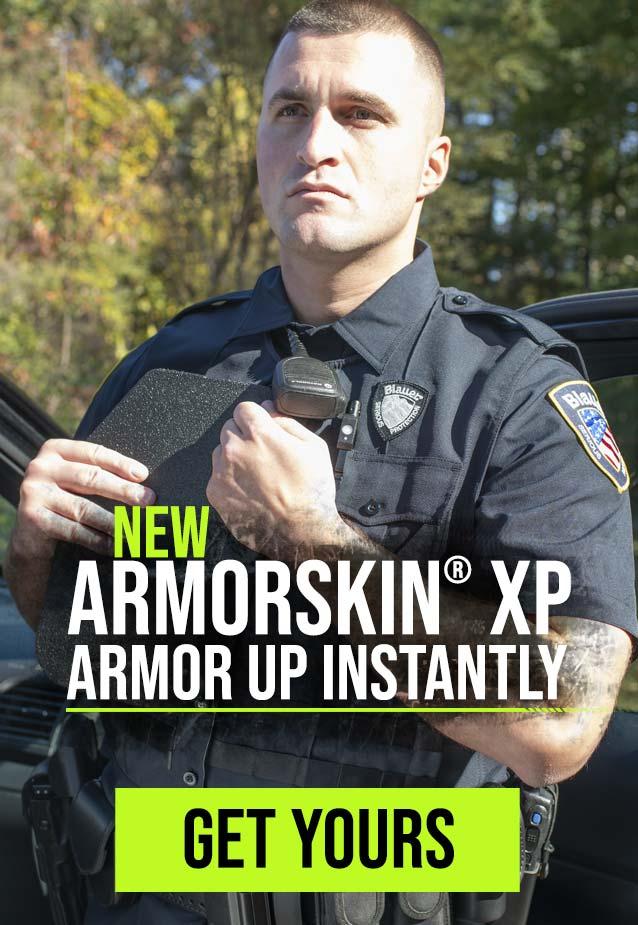 Blauer ArmorSkin XP Armor Carriers
