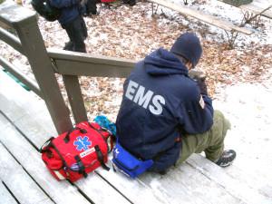 The (Often) Forgotten: EMS in America