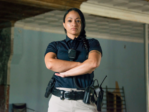 Police, Fire, and EMS Uniforms Built for Women