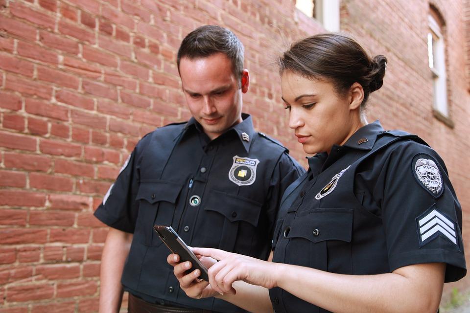 Blauer Police Uniforms Bodyworn Camera