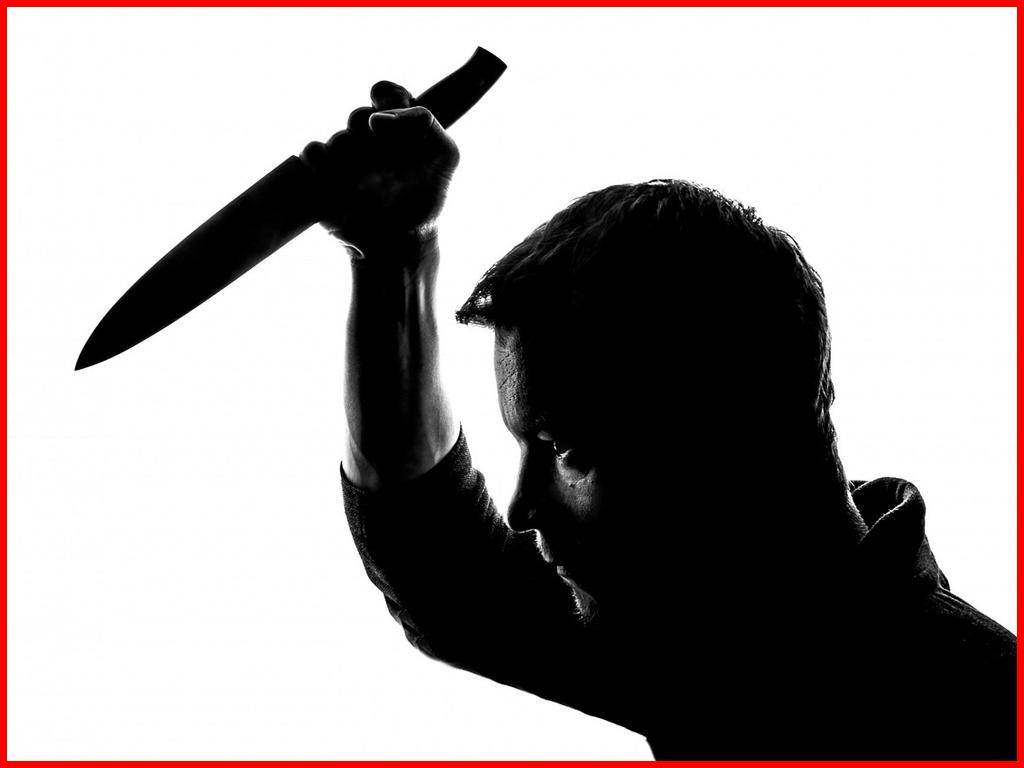 Knife Man Stabbing Blauer Blog