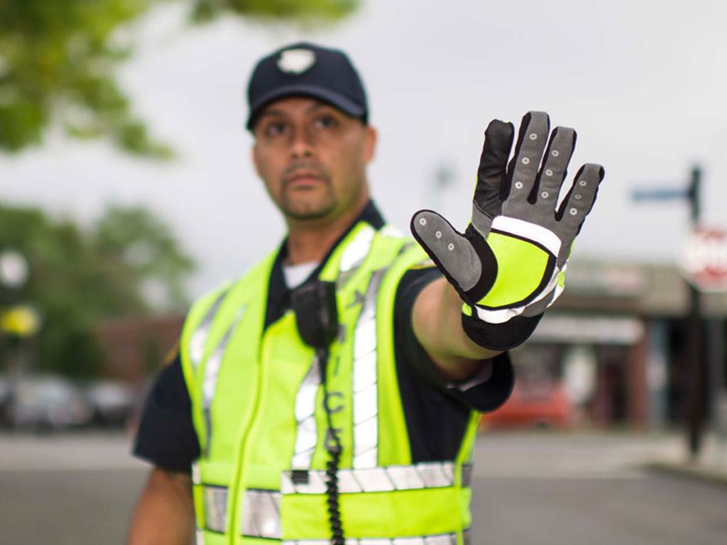 Blauer Storm Traffic Glove